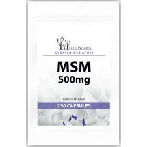 FOREST Vitamin MSM 500mg 250tabs.