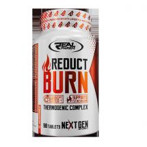Real Pharm Reduct Burn - 90 tabs.
