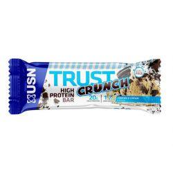USN Trust Crunch Bar 60g Cookie Cream