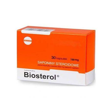 Megabol Biosterol 750mg - 30caps.