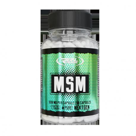 Real Pharm - MSM 90kaps