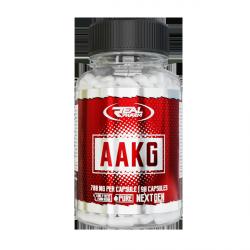 Real Pharm - AAKG ARGININA 90kaps