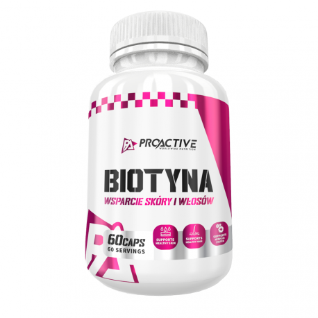 ProActive - Biotyna 10mg 60kaps