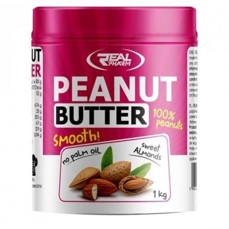 Real Pharm Peanut Butter Almond 1000g
