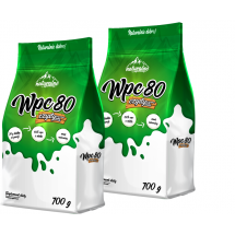 Naturalne Nutrition WPC 80 2x 700g