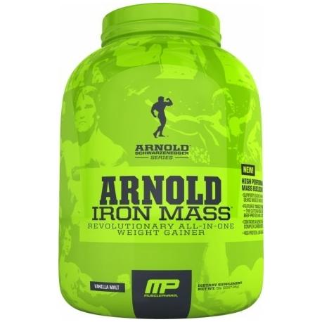 Arnold Schwarzenegger Series Iron Mass - 2270g