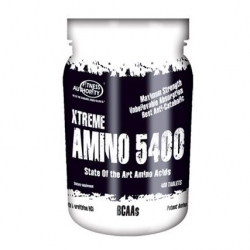 FITNESS AUTHORITY Xtreme Amino 5400 400 tab.