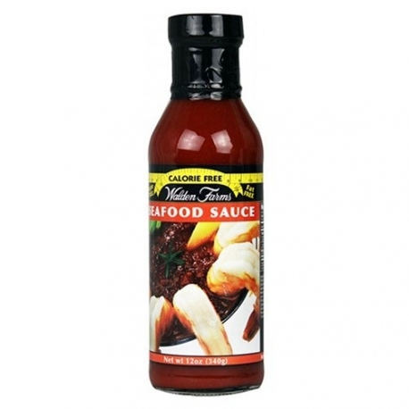 Walden Farms Seafood Sauce 340 ml (sos do owoców morza )
