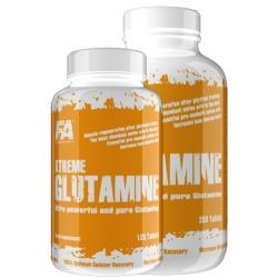 FA Nutrition Xtreme Glutamine 250 tabl.