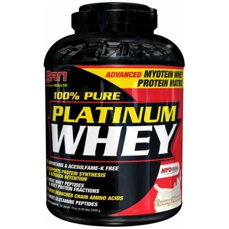 San Platinum Whey - 900g