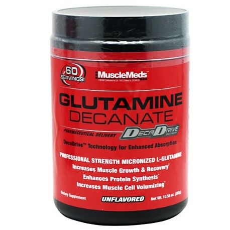 Muscle Meds Glutamine Decanate 300g
