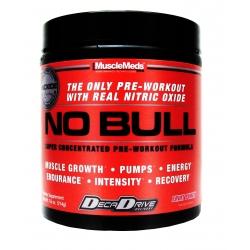Muscle Meds RX - NO Bull - 214g