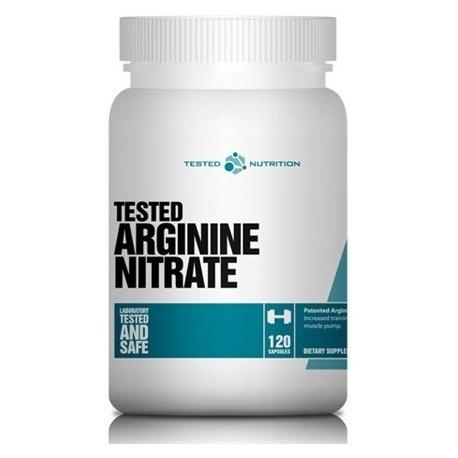 Tested Arginine Nitrate - 120 kaps