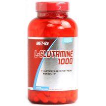 Met-Rx L-Glutamine 1000 mg 200 kaps.