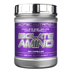 Scitec Isolate Amino 500 kaps