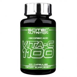 Scitec Vit C 1100 mg - 100 kaps.