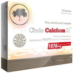 Olimp CHELA CALCIUM D3 - 30 kaps.