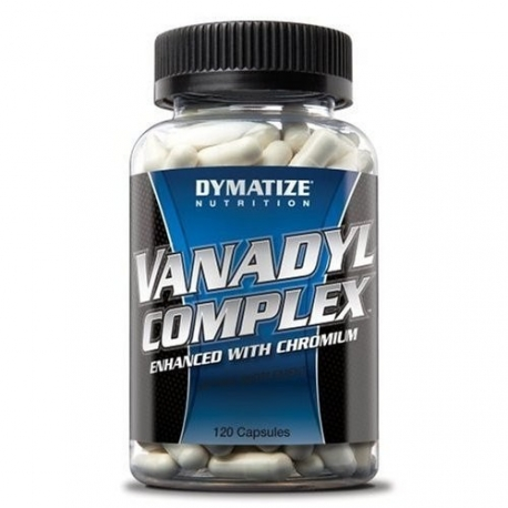 Dymatize Vanadyl Complex 120 caps.
