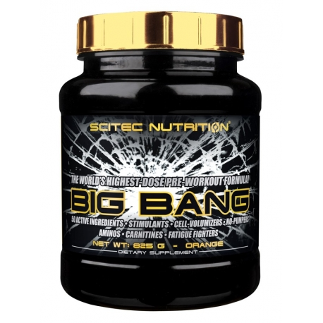 Scitec Big Bang 825g
