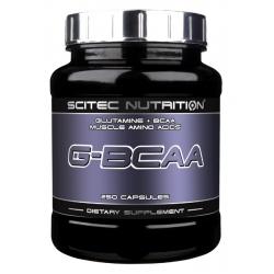 Scitec G-BCAA 250 kaps