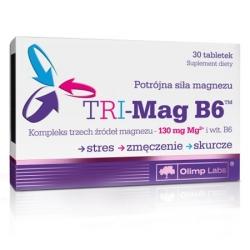 Olimp Tri-Mag B6 - 30tab.