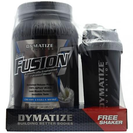 Dymatize Elite Fusion 7 - 1320g + SHAKER Dymatize za FREE