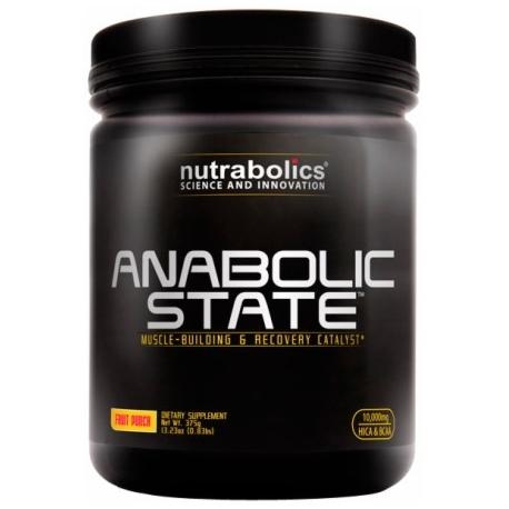 Nutrabolics Anabolic State 375g - Jakość z USA!