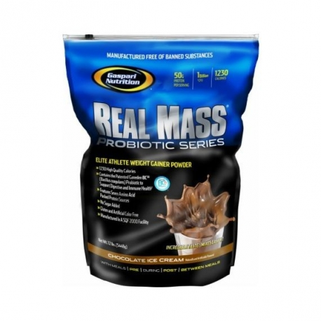 Gaspari Real Mass Priobiotic - 5400g