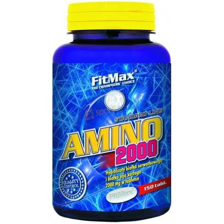 Fitmax AMINO 2000 300 tabletek
