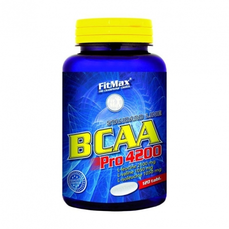 Fitmax Bcaa Pro 4200 120tab.