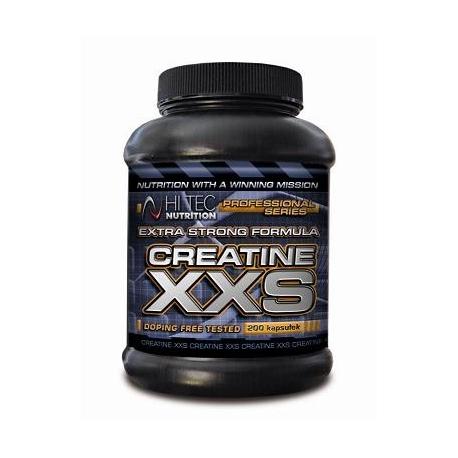Hi Tec Creatine XXS 200 kaps.