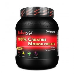 Bio Tech USA Creatine Monohydrate - 300g