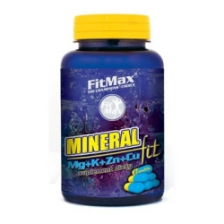 FitMax Mineral Fit 90 kaps.