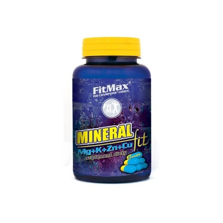 FitMax Mineral Fit 90kaps.