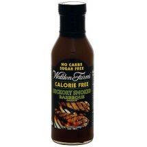 Walden Farms Hickory Smoked 340ml