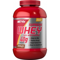 MET-RX Supreme Whey 2268 g
