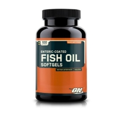 Optimum Fish Oil 100 kap