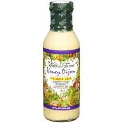 Walden Farms Salad Dressing Honey Dijon 355g