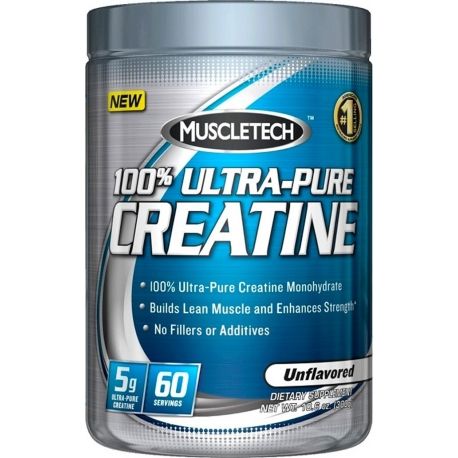 Muscletech Ultra-Pure 100% Creatine 300g