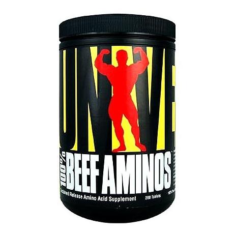 Universal Beef Amino 200 tabl.