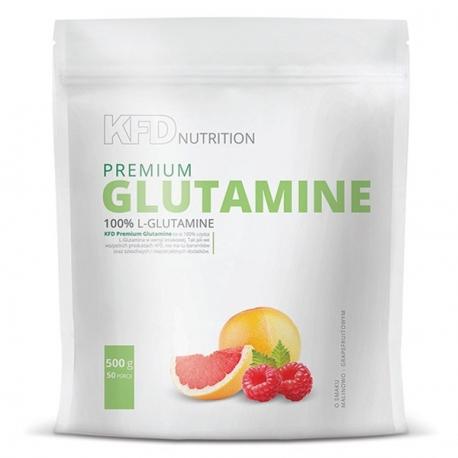 KFD Premium Glutamina 500g