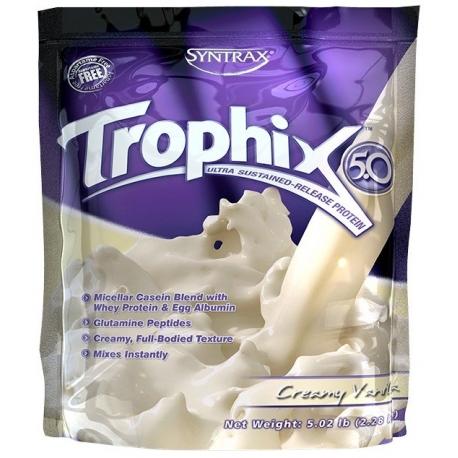 Syntrax Trophix 5.0 2270g (kazeina, albumina, wpc)