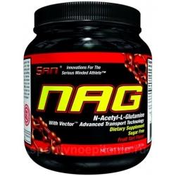 San NAG - 615g [100 porcji] N-Acetyl-L-Glutaminy