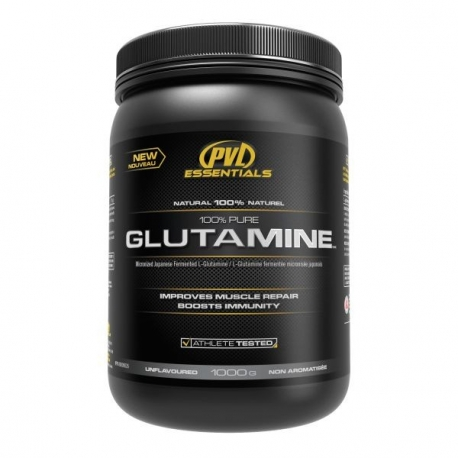 PVL 100% Glutamine 1000g