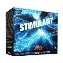 Athletic Xtreme Stimulant X - 84 kaps