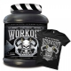 Hi-Tec  Workout Power Booster 1250g + T-shirt gratis