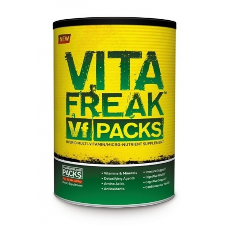 Pharma Vita Freak Packs - 30 pak [lepszy od Animal Pak!]