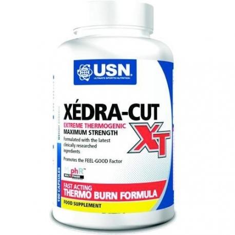 USN Xedra CUT - 100 kaps.