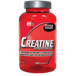 Hyper Strenght Creatine Monohydrate 300g