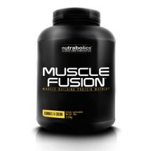 Nutrabolics Muscle Fusion (Syntha-6) - 2270 gram